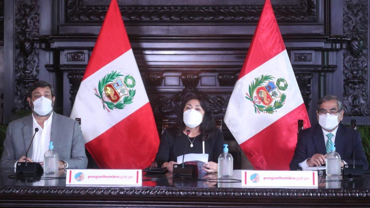 Modifican horario de toque de queda para Tacna, Moquegua y otras regiones