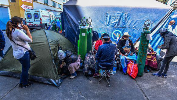 Gobierno dispone cerco epidemiológico en Arequipa ante crisis sanitaria