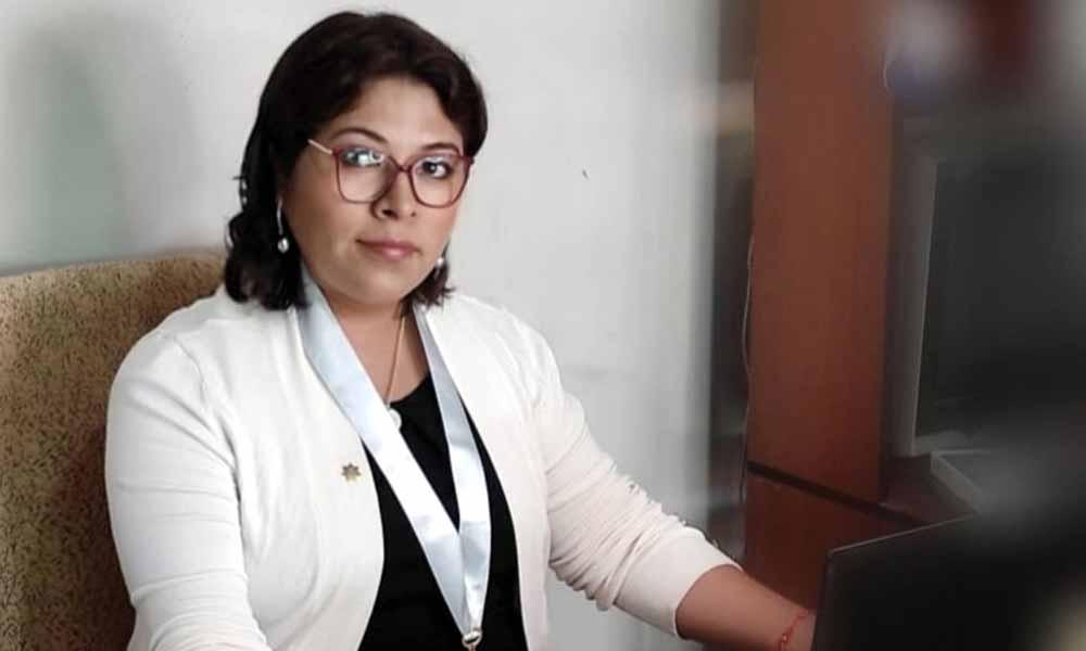 Congresista Betssy Chávez renuncia a ser vocera de Perú Libre