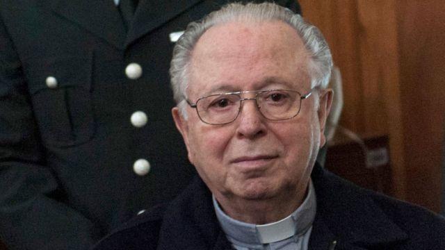 Murió Fernando Karadima, caso emblemático de abusos sexuales en la Iglesia chilena