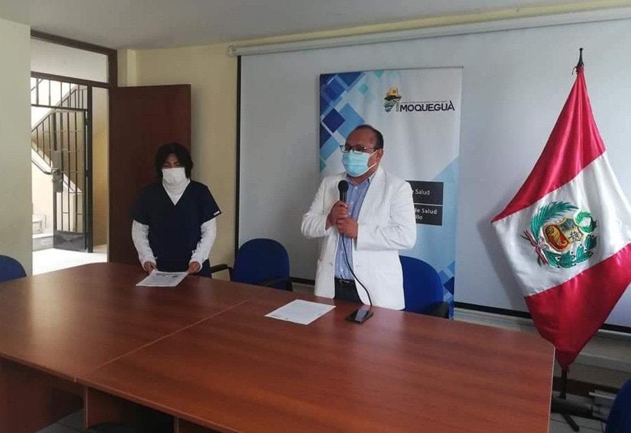 Moquegua recibirá 12 mil vacunas más contra la COVID-19