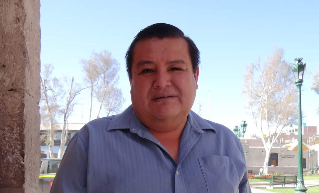 Alcalde de Mariscal Nieto es internado en área covid-19
