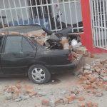 Piura soportó réplicas tras fuerte sismo
