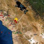Sismo de magnitud 4.2 se registró en Puno