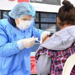 Este domingo 1 continúa vacunación contra la covid-19 en Tacna