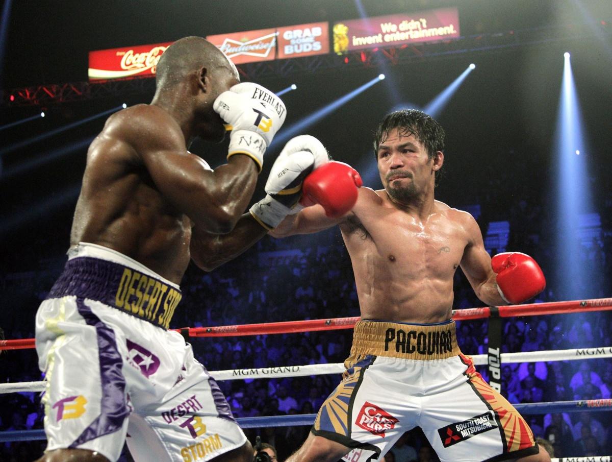 Boxeador Manny Pacquiao anuncia que postulará a la presidencia de Filipinas