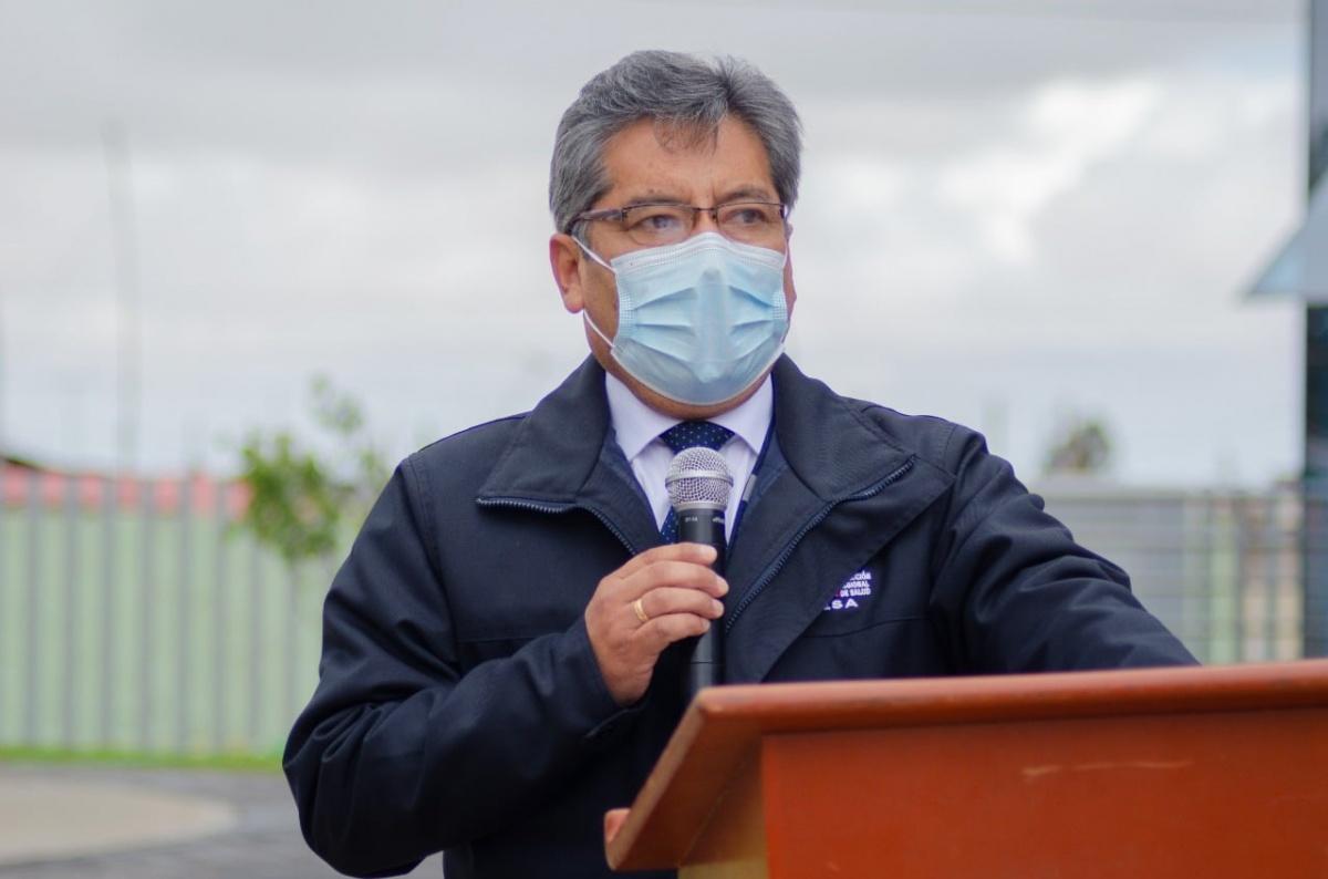 Diresa: No habrá retroceso en vacunación a menores de edad en Tacna