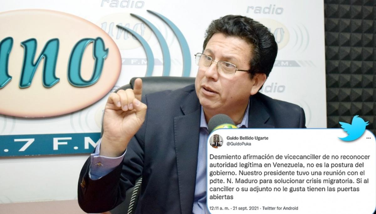 Es evidente una fractura interna sobre el tema de Venezuela