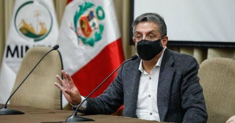 Agricultores deTumilacaexigen que ministro de Energía y Minas evalúe contaminación hídrica