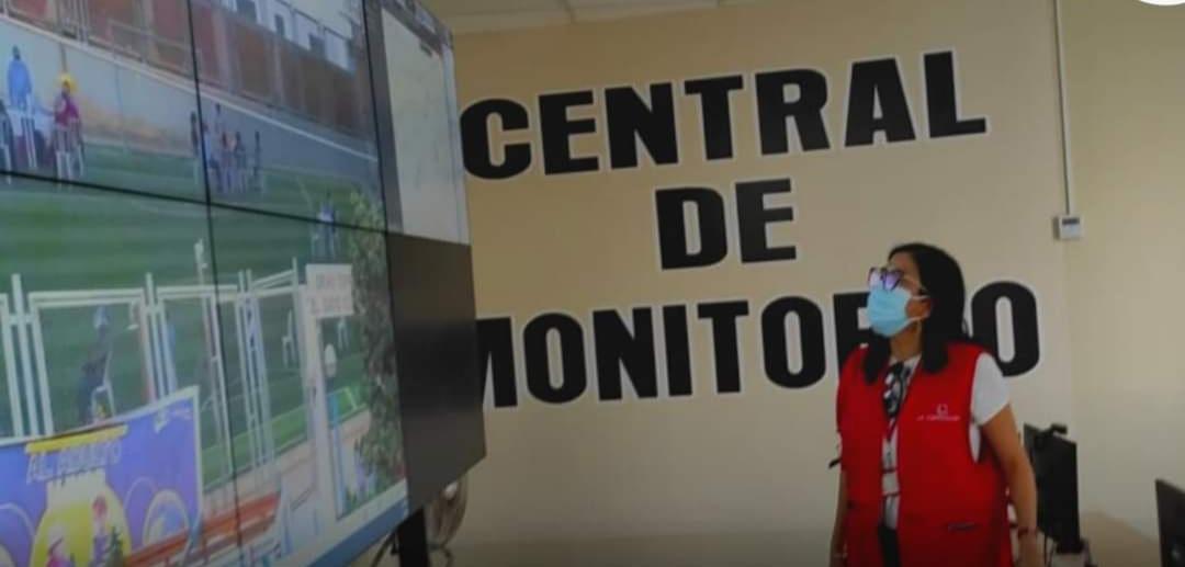 Contraloría detecta fallas en cámaras de vigilancia de Moquegua