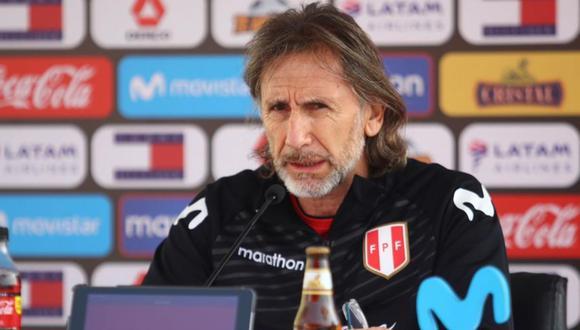 Ricardo Gareca anunció 30 convocados