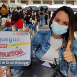 El sábado continuará la campaña de vacunación en Moquegua