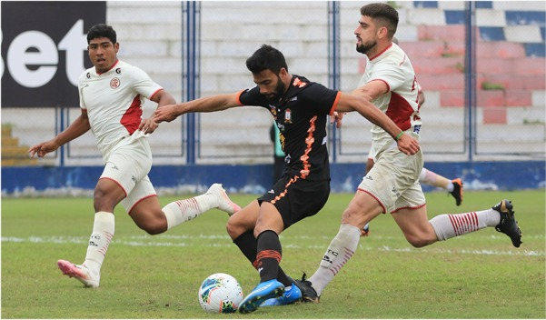 Ayacucho FC derrotó a UTC