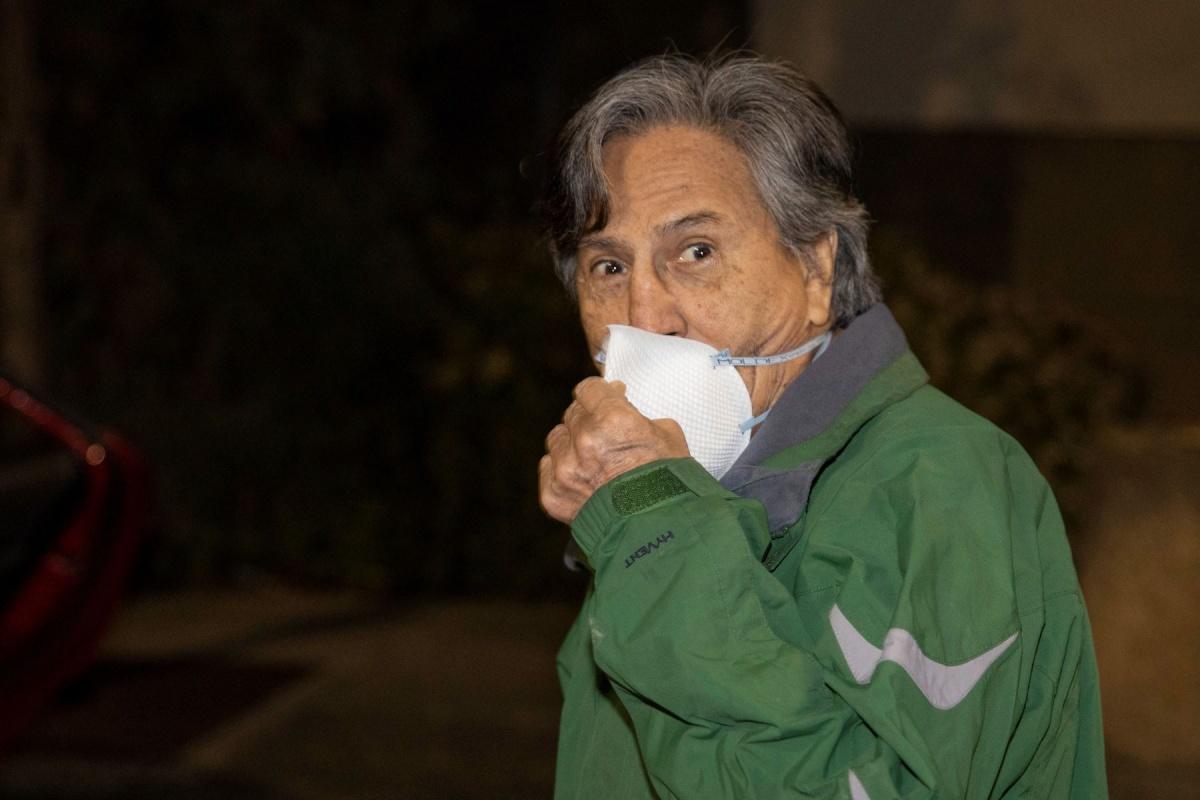 Justicia de EE. UU. resuelve que Alejandro Toledo puede ser extraditado a Perú