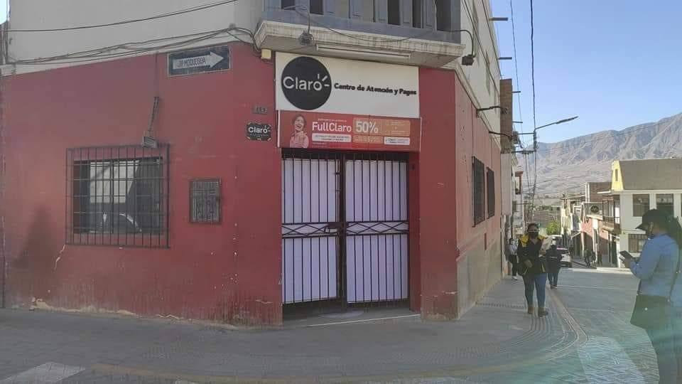 Roban más de 30 celulares a plena luz del día en el centro de Moquegua