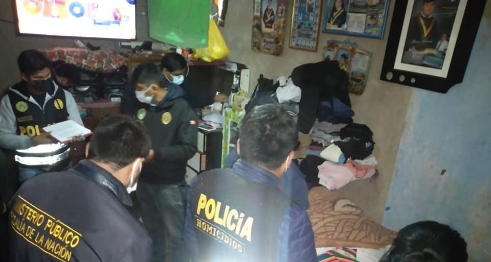 Encuentran pistas que ayudarían a capturar al prófugo Paco Mamani